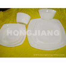 Ensemble de dîner en ossée en Chine (HJ068005)