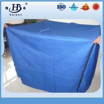 Colorful PVC tarpaulin fabric for machine cover