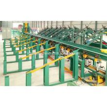 CNC Automatic Shear Line Machine