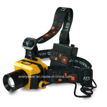 Beam Focus Adjustable 5W CREE LED Headlamp (HL-1060)
