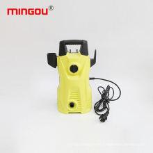 amarillo / rojo portátil de alta presión coche lavadora / coche equipo de limpieza