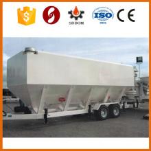 CE certificó el silo horizontal del cemento, el silo móvil del cemento