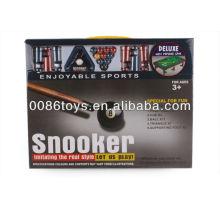 2013 jogos de snooker brinquedo agradável para crianças