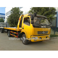Dongfeng DLK 4 toneladas camión de reparación de carreteras, 4x2 camión wrecker