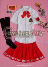 Unique adult beautiful japanese high girls cosplay costume school uniforms