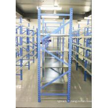 Porte-bagages de haute qualité à usage moyen pour magasin de stockage
