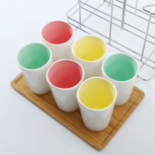 Creative Coffee Tea Cup Storage Holder