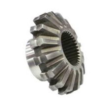 Billiga Precision Steel Double Spegel Spline Gear