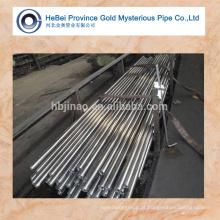 Fornecedor de tubos de alta qualidade Tubos de aço sem costura oleada