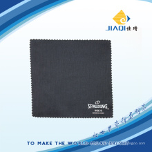 optical cleaning cloth with silk-printing