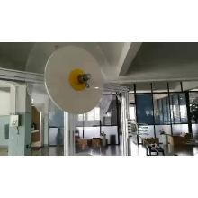 Automatic cotton swab lollipop paper stick making machine