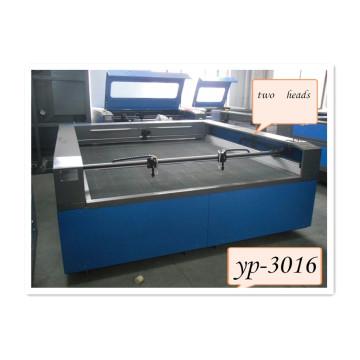 Machine de découpe laser acrylique en bois à chaud