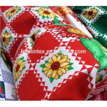 polyester mini matt/table cloth/uniform fabric