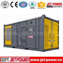 Generador diesel silencioso caliente de la venta 600kw con el motor de Pekins / Deutz / CUMMINS