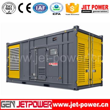 Generador de planta de generador de contenedor original CUMMINS Generador de planta de generador de contenedor 650kVA