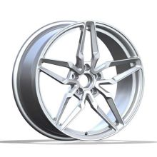 Custom Mercedes Forged Wheel 22 Inch Silver
