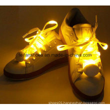 Hot Sale Flashing LED Shoelace Colorful Luminous LED Shoelace (FF92-1)