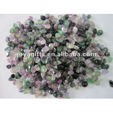 Purple Fluorite Tumbled stone