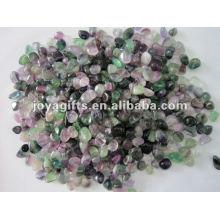 Пурпурный флюорит Перевернутый камень