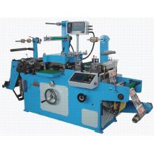 Máquina de corte de la etiqueta / Hot Foiling / máquina de sello caliente