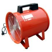 Elektrisk bärbar ventilationsfläktar