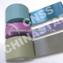 EN ISO 20471: 2013 TC oder 100% Polyester Hoch viz grünes reflektierendes Band
