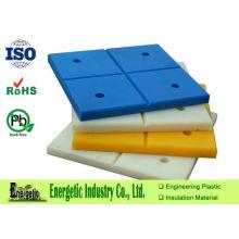 Engineering Uhmwpe Fender Pad , Ultra High Molecular Weight Polyethylene Sheet