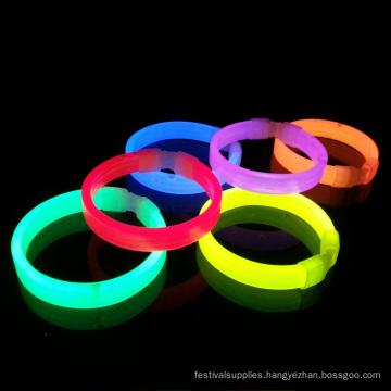 round tube glow wristband