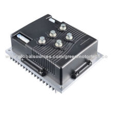 AC motor controller for electric vehicles
