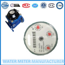 Dn50mm 7 Digital Detachable Dry Dial Type Woltman Water Meter