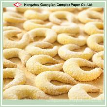 FDA Aprovado À Prova De Gordura De Cozimento De Papel Parchment Pan Liners Fabricante