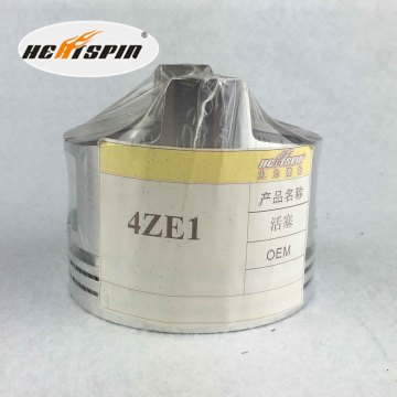 Isuzu 4ze1 Piston with OEM 8-97176-798-0 and 1 Year Warranty Hot Sale Good Quality