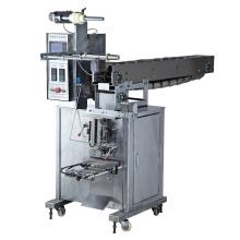 Machine à emballer professionnelle de poche de sucrerie de casse-croûte avec la trémie de chaîne