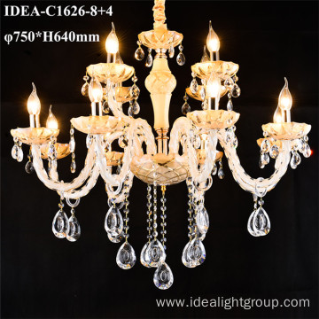 customize pendant light chandelier candle lamp
