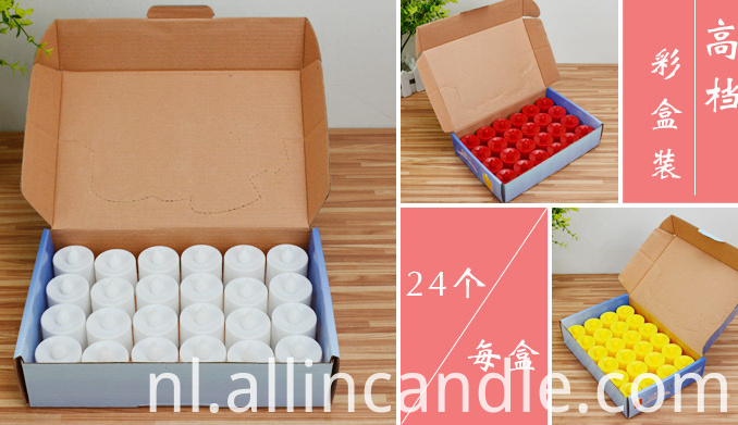 24pcs Led Candle