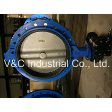 Unilateral Flanged Butterfly Valve