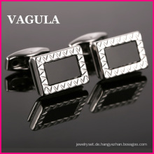 VAGULA hochwertige Messing Cufflinks (L51504)