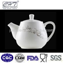A003-1 Frasco de chá antigo da garrafa de água da porcelana