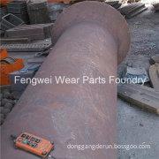Dredger Casting Pipe Dredger Wear Parts