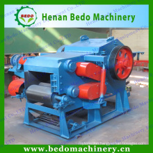 Large capacity widely used mobile homemade drum wood chipper machine