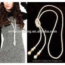 Collier bijoux de haute qualité