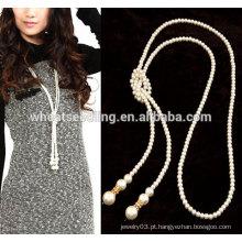 Alta qualidade colar de jóias de moda