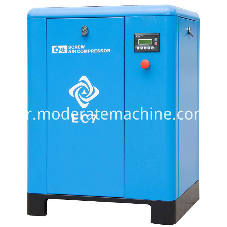 Screw Type Air Compressor