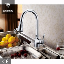 Grand Countertop One Lever Pull Down Kitchen Faucets
