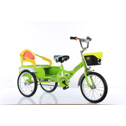 Three Wheels Children Tricycle