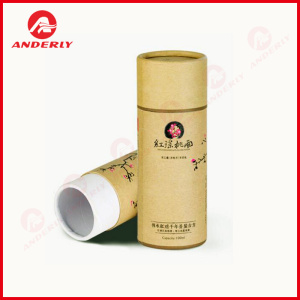 Custom Printing Round Paper Box For Cosmetic Packaging