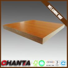 Shandong Linyi melamine fancy mdf board