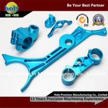 CNC Machined Precision Prototype Anodized Aluminum Automotive Spare Part