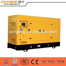 Groupe électrogène diesel silencieux de générateur de 30kva diesel avec la canopée