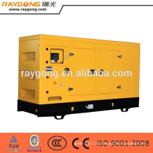 30kw diesel generator with canopy soundproof type price